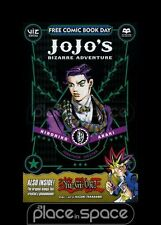 FCBD 2015 JOJOS BIZARRE ADVENTURE AND YU GI OH