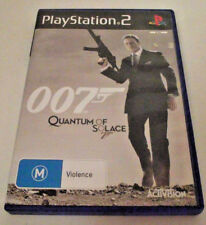 007 James Bond: Quantum of Solace PS2 PAL *Complete*