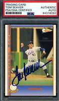 Tom Seaver PSA DNA Coa Autograph 1992 Pacific Hand Signed