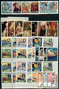 COOK ISLANDS– 1977-1998 – LARGE COLLECTION - VF**