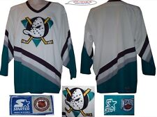 Maillot hockey NHL Anaheim MIGHTYDUCKS DUCKS vintage L