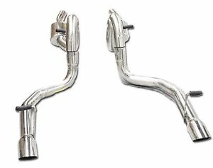 SS Catback Exhaust for 1999-2004 Ford Mustang  GT Convertible/Coupe 2D V8 4.6L