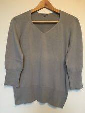 Pull Gris Marque Phildar Taille L