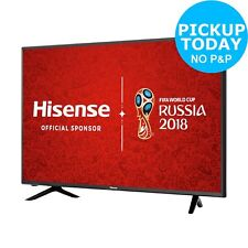 Hisense H50N5300 50 Inch 4K Ultra HD Freeview Smart WiFi LED TV