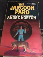 The Jargon Pard by Andre Norton.  Fawcett Crest (1974)