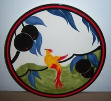 Decorative Clarice Cliff Pottery Wall Plaques