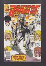 Brigade vol 1 #1, 2, & 3 Image newsstand NM- 9.2 to NM/M 9.8