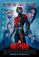 Ant Man II A1 High Quality Canvas Art Print