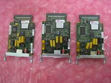 3 Cisco Systems 800-03279-03D0 T1 Dsu/Csu Module Router Wan Interface Adapter
