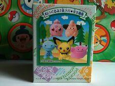 Pokemon Plush Pichu 2000 mini Stuffed Doll figure Toy Box Bandai Rare US Seller