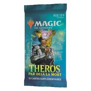 10 x MTG Theros Beyond Death (French) Factory Sealed Booster Packs