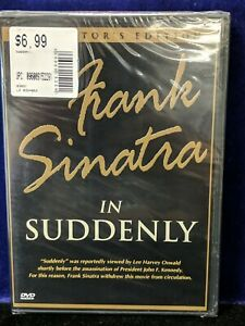 Frank Sinatra In Suddenly Collector's Edition DVD: OOP, OUT OF PRINT