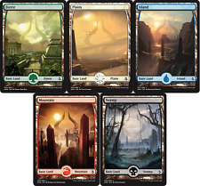 Magic the Gathering MTG Full Art Basic Land Amonkhet x 100 (20 of each)