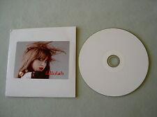 FALLULAH The Black Cat Neighbourhood Album Sampler promo CD