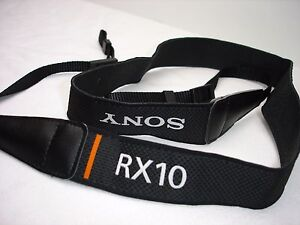 SONY RX10 camera strap, used   #01944