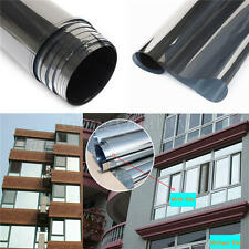 Mirror Solar Reflective Window Glass Film Sun-control Tint Stickers 50cm*2m
