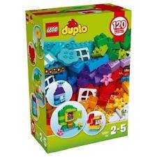 Duplo Box LEGO Bricks & Building Pieces