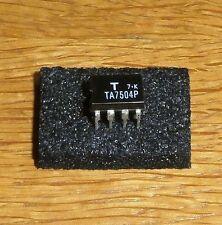 2 x TA 7504 P ( = 2 pcs = Single OpAmp , Toshiba )