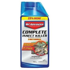 BAYER ADVANCED Complete 40-fl oz Concentrate Insect Killer