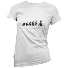 Maglie e camicie da donna bianchi con girocollo taglia 44