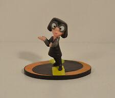"1.75"" Designer Edna Mode Pvc Action Figure on Stand Disney Pixar Incredibles"