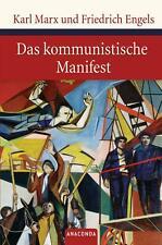 Das kommunistische Manifest | Karl Marx (u. a.) | Buch | Deutsch | 2009