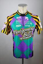 Montgomery Bell Racing Parentini cycling jersey Trikot Gr. XL BW 53cm CA1