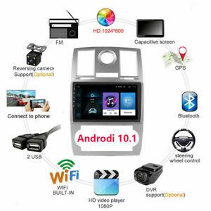 """9"""" Android 10.0 Car GPS Navi Radio Wifi Stereo Player For Chrysler Aspen 300C"""