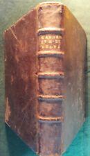 THIARD de BISSY, Mandement de l'évêque de Meaux sur le Jansénisme 1710 (Juenin).