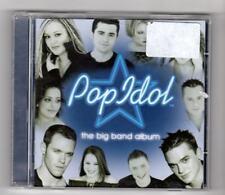 (HX110) Pop Idol, The Big Band Album - 2002 CD