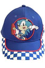 Sonic Baseball Cap for Boys Hat - Royal Blue