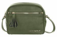 Betty Barclay Crossover Bag Umhängetasche Tasche Olive Grün Erwachsene Neu