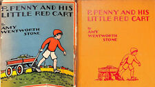 """""""P-Penny and His Little Red Cart"""" 1934 Stone, Amy Wentworth"""