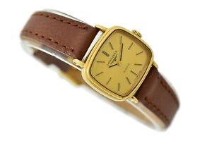 Vintage Longines Classic Gold Plated Quartz Ladies Watch 426