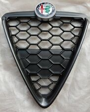 GFAR01 Griglia Frontale Calandra Scudo Alfa Romeo Giulietta nido d'ape brunita T