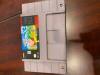 Kirby's Avalanche  SNES Super Nintendo Game Tested / Authentic