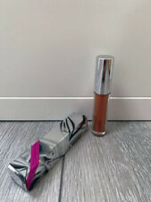 MAC SHINY PRETTY THINGS CAKE TOP PINKY PEACH WITH ICY SHIMMER LIPGLASS LIPGLOSS