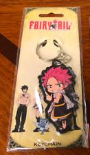 Natsu Fairytail Anime Keychain