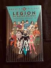 Legion Of Super Heroes, Archive Edition, Vol. 10, 2000, 1st Printing