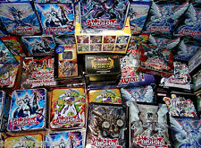 DEUTSCHE Yu-Gi-Oh Karten Sammlung alles dabei Holo Rare Gold Ultra Secret Common