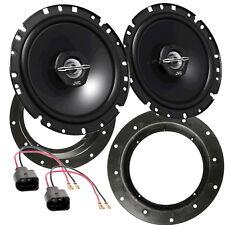 JVC Lautsprecher für VW Touran (1T) 02/2003 -> Türen vorne 300 Watt 1720X