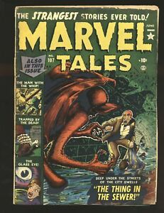 Marvel Tales # 107 - Krigstein art G/VG Cond.