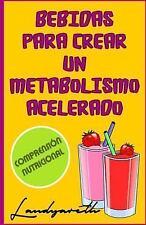 Comprensiòn Nutricional: Bebidas para Crear un Metabolismo Acelerado :...