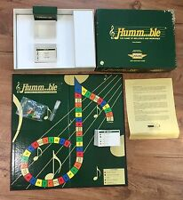 Vtg 90s Humm...ble The Game Of Melodies And Memories First Edition By Talicor