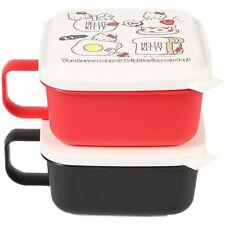 Hello Kitty 2 Tier Lunch Box Set