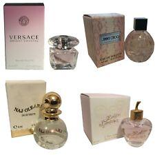 Mini Miniature Naj Oleari Jimmy Choo Versace Lolita Lempicka Women Perfume x4