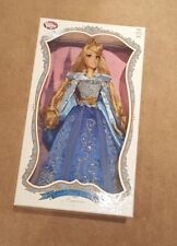 "Disney Store Limited Edition Blue Aurora SLEEPING BEAUTY Doll 17"" SOLD OUT"