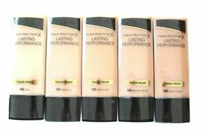 Max Factor Lasting Performance Touch-Proof Foundation - Please Choose Shade: