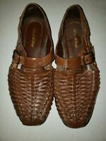 ISLAND STAGS SANDALS  MENS SIZE 14 WCANCUN TAN