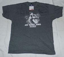 JON BONES JONES SIGNED AUTO'D GAT SHIRT PSA/DNA COA MMA UFC CHAMPION 197 182 XL
